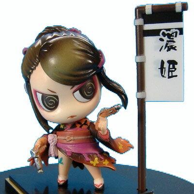 【中古】 壽屋 ワンコイングランデ 戦国BASARA 第壱陣 07.濃姫