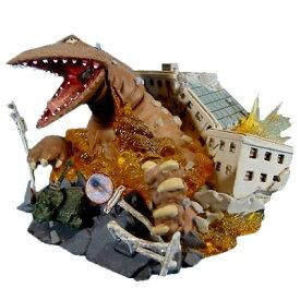 【中古】 海洋堂 新タイムスリップグリコ 第3弾 地底怪獣出現 テレスドン