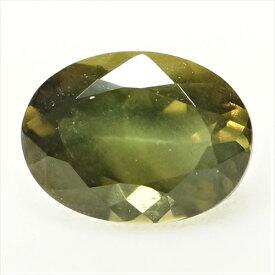 【宝石・ルース】トリフィライト Triphylite 0.57ct【カラーチェンジ】【ナチュラル】【未処理】【レアストーン】【送料無料】8,600 希少石 天然石 天然ナチュラル パワーストーン