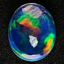 【宝石・ルース】ウォーター オパール Water Opal 1.26ct 【レインボー】【10月の誕生石】【送料無料】