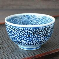 丼うどんどんぶり軽量うすかる唐草美濃焼日本製和器和陶器業務用にも