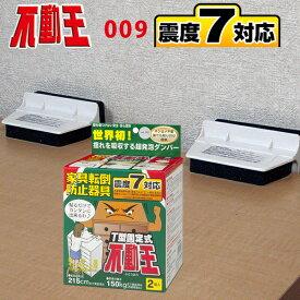 不動王 T型固定式(FFT-009)対応重量1箱 2個入:約150kg