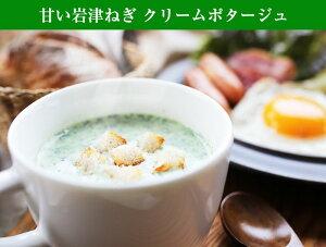 岩津ねぎポタージュ・スープ2種5袋計38食セット(クリームポタージュ8食入り×3袋、中華スープ7食入り×2袋)(化学調味料・保存料無添加)(日本三大ねぎ)(NOUEN)