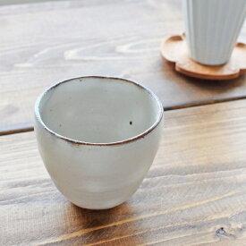 suetukuri岩崎晴彦 粉引ほっこりカップ カフェオレボウル