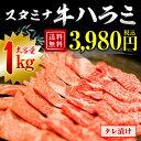 ホロホロやわらかな噛み心地!ご飯やビールに相性抜群 メガ盛 タレ漬け牛ハラミ 大容量約1kg BBQ 丼ぶり 焼肉 焼き肉