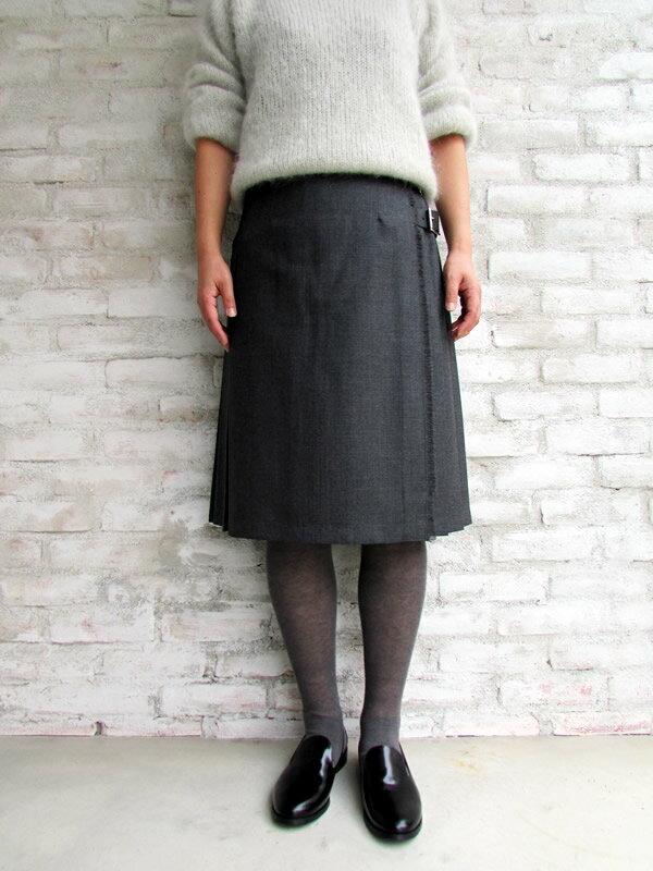 ONEIL OF DUBLIN オニール オブ ダブリン 無地キルト巻きスカート 124 MODIFIED KILT*送料無料*《即日発送》【YDKG-ms】【smtb-MS】【あす楽対応】