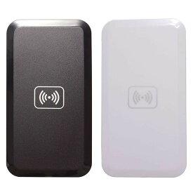 QI 充電器 ワイヤレス おくだけ充電 MC-02A iPhone 8 X XS Max ドコモ Nexus7 など幅広く対応 次世代充電器【メール便対応】