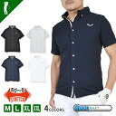 ゴルフウェア メンズ ポロシャツ 春 夏 大きいサイズ COOL MAX クールマックス 吸汗速乾 トップス 半袖 ドライ スポー…
