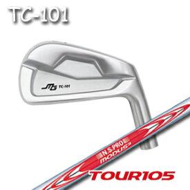 三浦技研TC-101 + NSPRO MODUS3 105(モーダス)(日本シャフト)キャビティアイアン ミウラクラフトマンワールド ヘッドカスタム注文可能 Miura Golf
