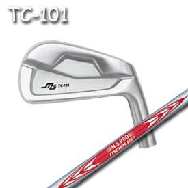 三浦技研TC-101 + NSPRO MODUS3 120(モーダス)(日本シャフト)キャビティアイアン ミウラクラフトマンワールド ヘッドカスタム注文可能 Miura Golf