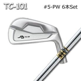 三浦技研(アイアン6本セット#5-PW)TC-101 + DynamicGold(ダイナミックゴールド)(トゥルーテンパー)キャビティアイアン ミウラクラフトマンワールド ヘッドカスタム注文可能 Miura Golf