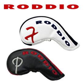 Roddio (ロッディオ) アイアン用ヘッドカバー (#7-PW)4個セット