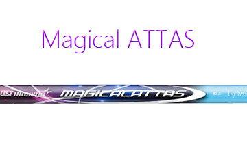 Magical ATTAS /リシャフト工賃込