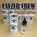 〇 President Tobacco プレジデントタバコ LAYZER CREW