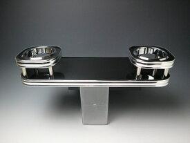 【売り切り お買い得】N-VAN(18/7〜) フロントテーブル2 ブラック BKxフルメッキ