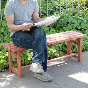 【送料無料】ガーデン 木製ベンチ 120cm ベンチ シンプル カントリーベンチ カントリー パークベンチ 屋外ベンチ 腰かけ 椅子 ガーデニング 庭 ガーデンベンチ アウトドアベンチ ガーデンフ