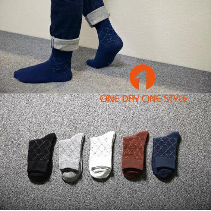 メンズ ロングソックス Bタイプ ライン 縫い目改善版 カラフル オシャレ 5足組 5カラー メンズソックス  毎日を彩る ソックス インナーソックス ハイソックス スニーカー 靴下 ビジネス 通勤 伸縮性あり
