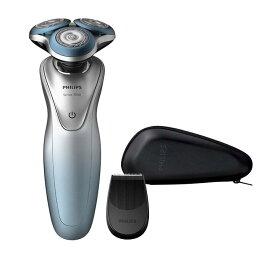 フィリップス 7000シリーズ メンズ電気シェーバー アプリ連動タイプ 回転式 お風呂剃り& 丸洗い可 トリマー付 S7910/16