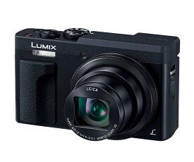 新品 パナソニック コンパクトデジタルカメラ ルミックス TZ90 光学30倍 4K動画記録 ブラック DC-TZ90-K