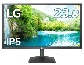 テレワーク向け LG モニター ディスプレイ 24EA430V-B 23.8インチ/フルHD/IPS 非光沢/HDMI,DVI,D-Sub/FreeSync対応/フリッカーセーフ、ブルーライト低減機能 在宅勤務