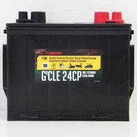 G&YuHIGHQUALITYMULTIPURPOSEBATTERYスターティング&サイクル兼用バッテリーG'cle24CP