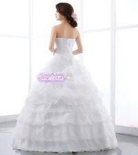 【送料無料】ウェディングドレス、結婚式、二次会ドレス、花嫁ドレス、パーティードレス10P31Aug14