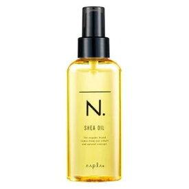 napla ナプラ N. エヌドット シアオイル 洗い流さないヘアトリートメント 内容量:150mL アウトバスオイル トリートメント ダメージケア ハリ髪 ウェットな質感 みずみずしく、ハリのある髪に