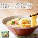 野菜たっぷりちゃんぽん 1食 (食品 惣菜 和風惣菜 洋風惣菜 中華惣菜)