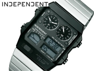 独立男士手表 anadezhtemp 黑色 BN1-046-53