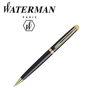 WATERMAN ウォーターマン Metropolitan ESSENIAL メトロポリタンエッセンシャルシャープペンシル マットブラックGT ゴールド(シャーペン/高級/ブランド/ギフト/プレゼント/就職祝い/入学祝い/男性/女