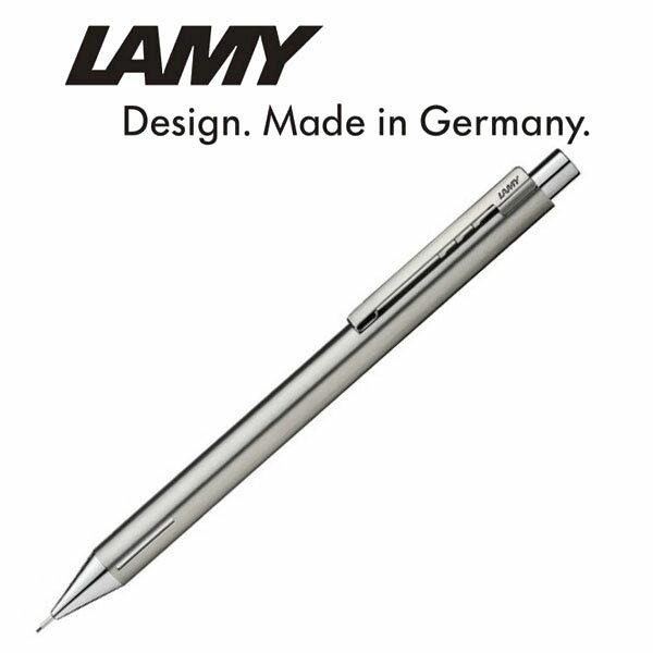 LAMY ラミー econ イコンシャープペンシル 0.7mm ステンレス L140(シャーペン/高級/ブランド/ギフト/プレゼント/就職祝い/入学祝い/男性/女性/おしゃれ)【ネコポス可】