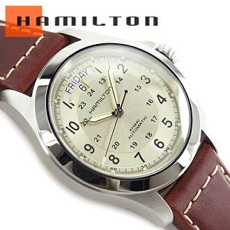 汉密尔顿汉密尔顿卡其野战王 H64455523 手表猫 POS 不能