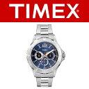 【並行輸入品】TIMEX タイメックス Taft Street タフト ストリート メンズ 腕時計 ブルー×シルバー TW2P87600-H TW2P…