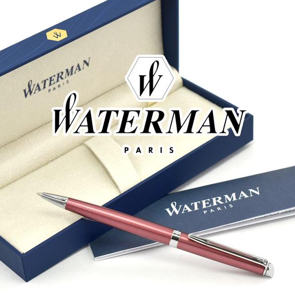【WATERMAN】ウォーターマン メトロポリタン エッセンシャル コーラルピンクCT ボールペン 油性 WM-METROPES-BP-CPC
