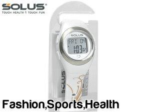 【SOLUS Leisure 800】ソーラス レジャー800 ウォーキング ジョギング 健康 腕時計 消費カロリー 心拍数測定機能 ホワイト 01-800-04【ネコポス不可】