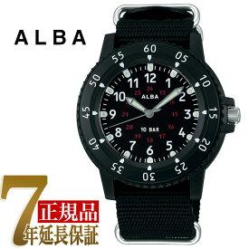 セイコー アルバ SEIKO ALBA クオーツ メンズ 腕時計 AQPK416