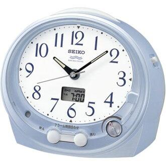 SEIKO standard electric wave alarm clock KR321L
