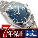 【GRAND SEIKO】グランドセイコー 9F クオーツ メンズ 腕時計 チタン グリーン SBGV233