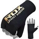 アールディーエックス RDX 正規品 簡単 バンテージ 装着型 インナーグローブ ボクシング 格闘技 ムエタイ MMA Lサイズ…