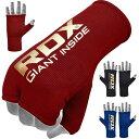 アールディーエックス RDX 正規品 簡単 バンテージ 装着型 インナーグローブ ボクシング 格闘技 ムエタイ MMA Sサイズ…