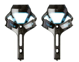 タックス Tacx Ciro サイロ ボトルケージ 2個セット ボトルホルダー Bottle Cage ライトブルー 自転車 送料無料