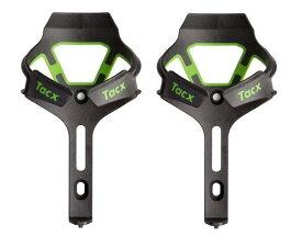 タックス Tacx Ciro サイロ ボトルケージ 2個セット Bottle Cage ボトルホルダー マットグリーン 自転車 送料無料