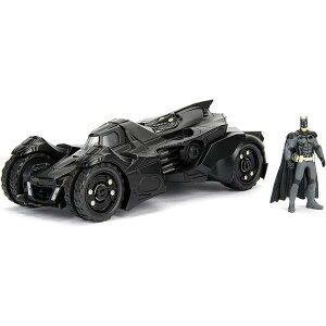 ジャダトイズ ジェイダトイズ JADA TOYS 1/24 2015 Batmobile Arkham Knight バットマン アーカムナイト ダイキャスト ミニカー フィギュア 送料無料