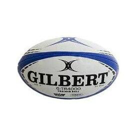ギルバート Gilbert G-TR4000 Trainer Ball トレーニング ラグビーボール 青×黒 ブルー ブラック 5号 高校生 社会人 送料無料