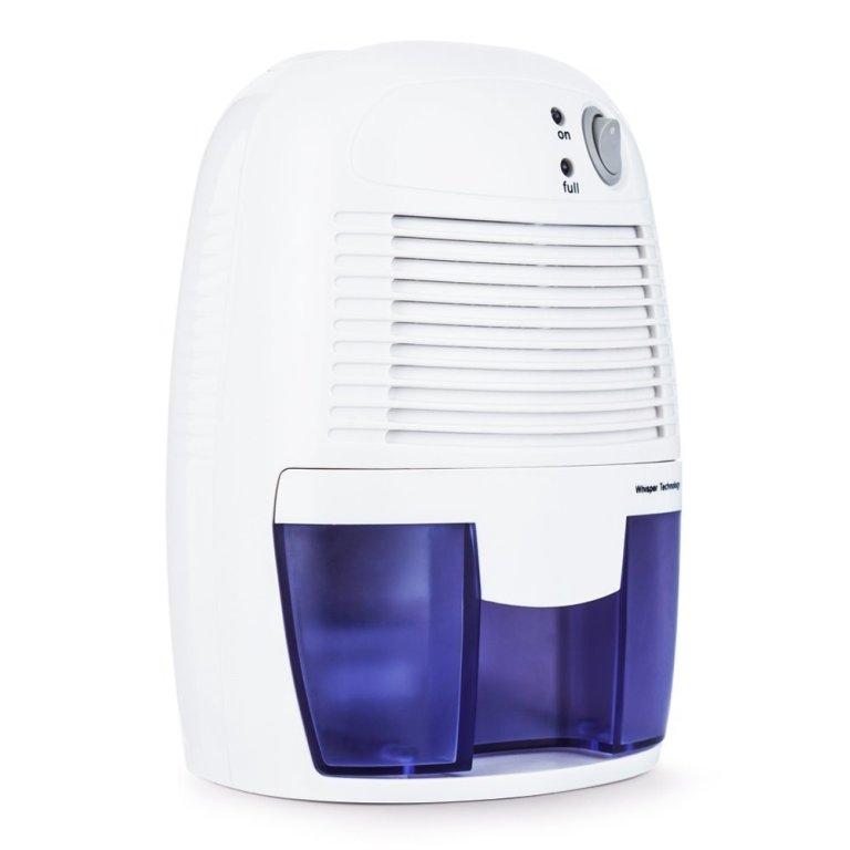 除湿機・除湿 無光触媒フィルターで消臭・抗菌効果 梅雨対策 カビ防止 部屋干し 衣類乾燥除湿器 自動停止機能付き 静音 省エネルギー 500ml大容量