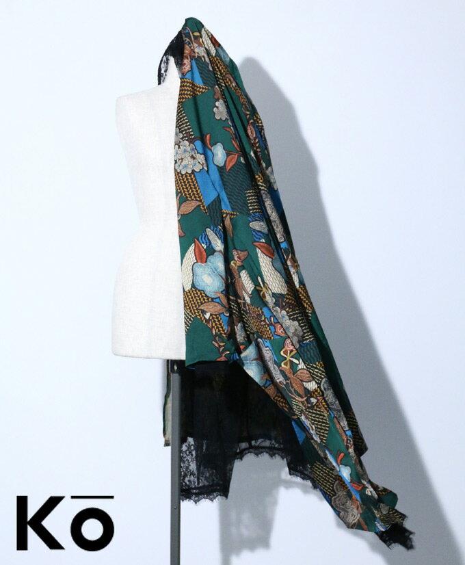 「Ko」現れる景色を繋ぎ合わせて羽織3月30日22時販売新作
