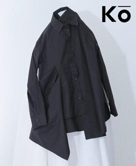 ▼▼「ko」異なる景色に酔いしれるシャツトップス4月17日22時販売新作