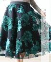 ブラック スカート