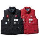 Wadding vest