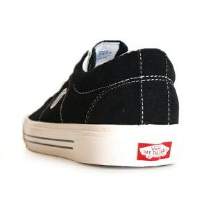 【VANS/バンズ】ANAHEIMFACTORYSIDDX[BLACK]【VANSCLASSICスニーカー・靴】
